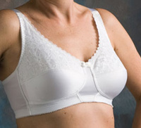 Nearly Me Lace Soft Cup Mastectomy Bra